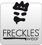 logo Freckles Wear
