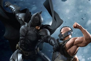 Fight Batman Dark Knight rises