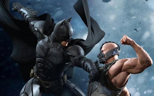Fight Batman Dark Knight rises