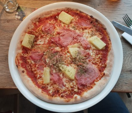 Vapiano Strasbourg restaurant italien pizza self service place des halles 3