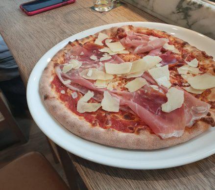 Vapiano Strasbourg restaurant italien pizza self service place des halles 4