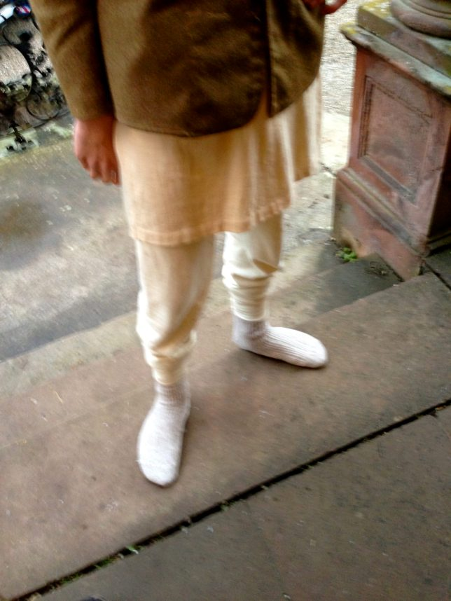 """""""pyjama"""" de soldat"""