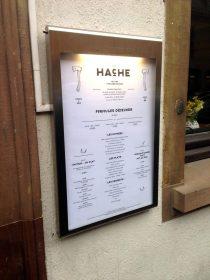 LA HACHE brasserie bistrot strasbourg