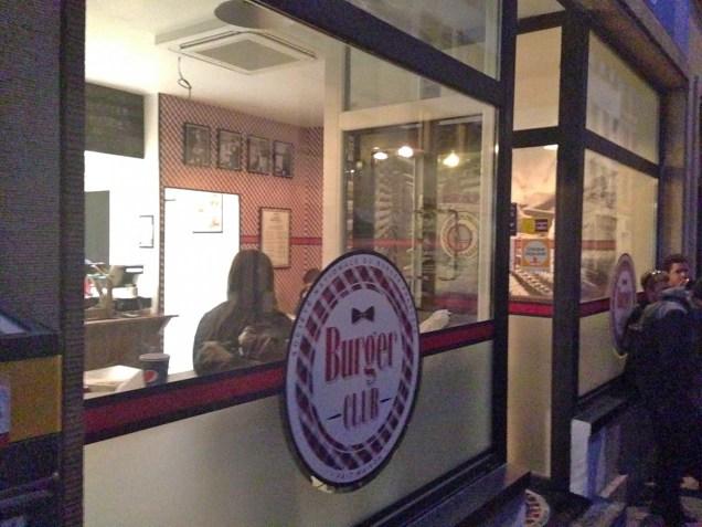 Burger Club Strasbourg
