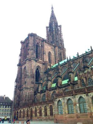 QuiVeutPisterStrasbourg jeu de piste Strasbourg tourisme enquête indice cathédrale