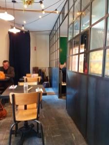 Petite cantoche restaurant Strasbourg plat du jour tribunal fosse des treize nouvelle décoration