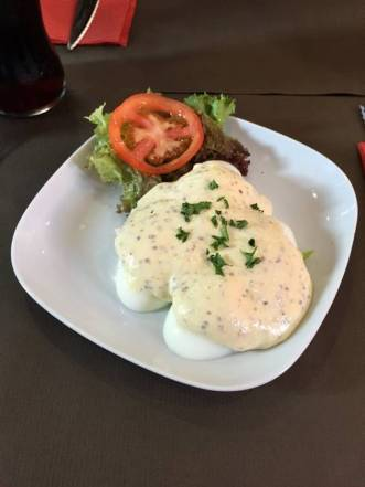 la petite cantoche Strasbourg restaurant oeufs mayonnaise