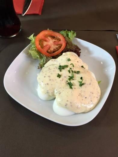 la petite cantoche Strasbourg restaurant oeufs mayonnaise