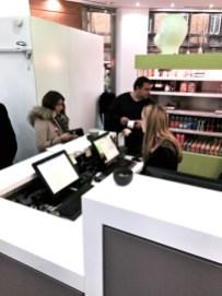 Resto Sushi's au centre ville de Strasbourg caisse