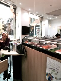 Resto Sushi's au centre ville de Strasbourg salle 2