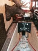 Troquet des Kneckes restaurant strasbourg grand rue wc