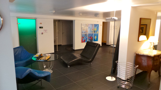 spa Villa Novarina Strasbourg test avis detente Nuxe