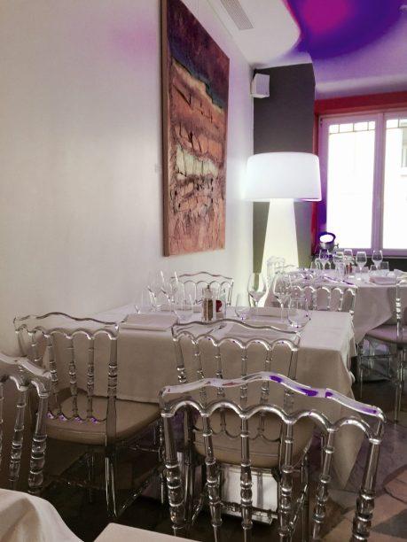 KAT40 restaurant bar strasbourg salle