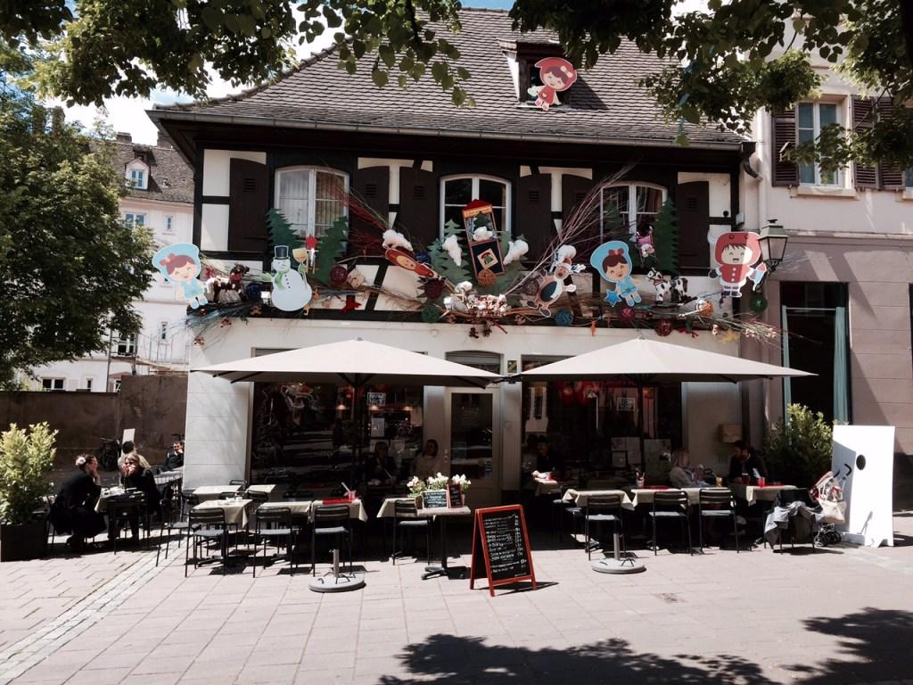 Poids Plume restaurant Bistrot Viet Strasbourg