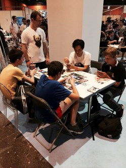 DIGITAL & GAME SHOW Strasbourg salon geek juin 2015 cartes