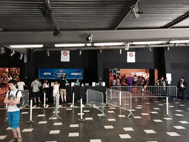 DIGITAL & GAME SHOW Strasbourg salon geek juin 2015 caisses
