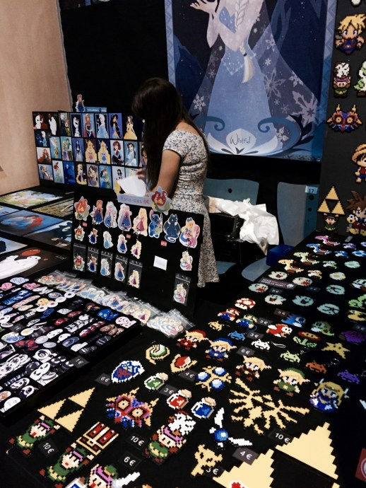 DIGITAL & GAME SHOW Strasbourg salon geek juin 2015 tshirt