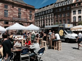 A Mi Chemin food truck Strasbourg Alsace 1