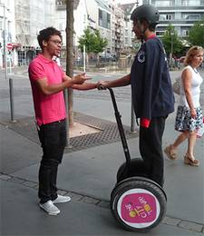 Segway Strasbourg One City Tours 3