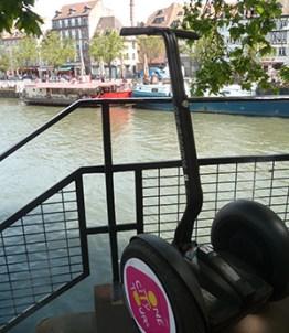 Segway Strasbourg One City Tours