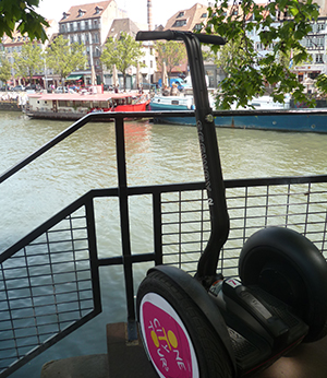 Segway Strasbourg One City Tours