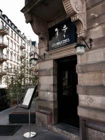 Les Innocents restaurant Strasbourg wine bar tribunal