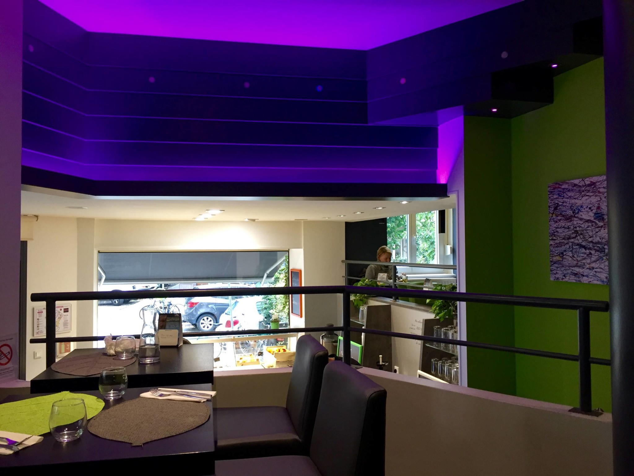 kapou test n 83 velicious restaurant v g tarien strasbourg. Black Bedroom Furniture Sets. Home Design Ideas