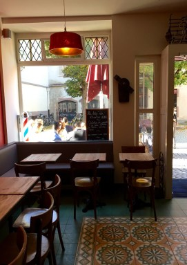 Le Barbu bar brunch Strasbourg bistrot Strasbourg
