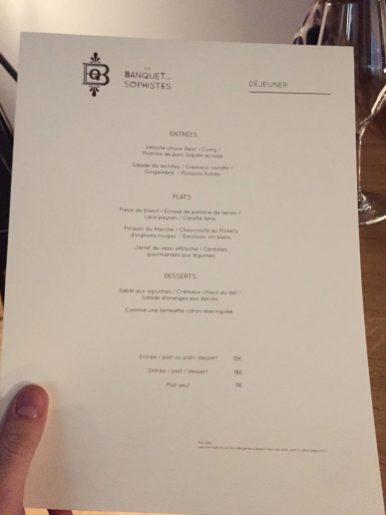 Le Banquet des Sophistes Strasbourg restaurant bistronomique 6