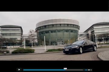 TESLA video Alsace BlackBlitz clip