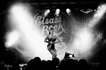 Elsass Rock and Jive 2016 Schiltigheim Pin up Alsace burlesque festival
