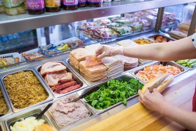 Food Truck Vietnamien Saïgon Street Strasbourg