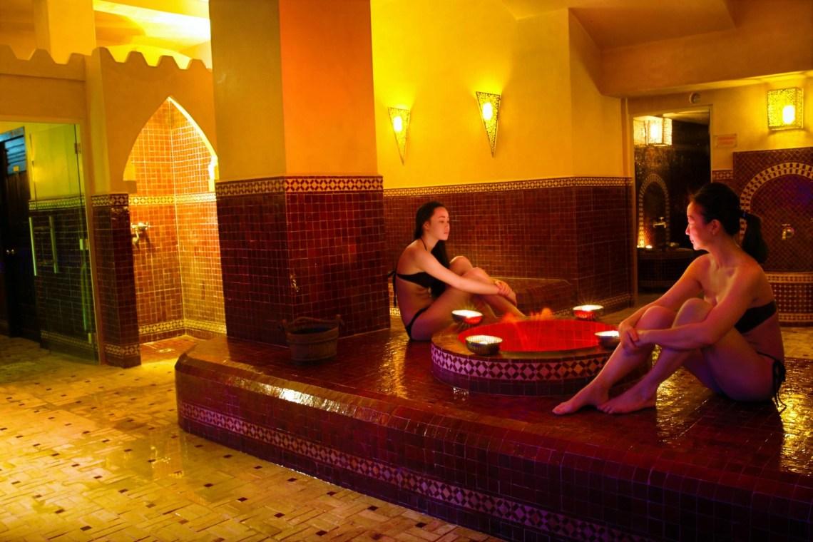 les Cents Ciels hammam bains Strasbourg spa massages