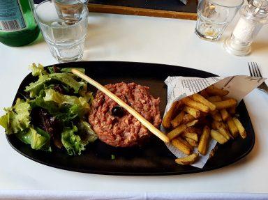 Steakhouse District restaurant viande burger Strasbourg