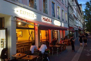 Mandala restaurant vietnamien Strasbourg fusion