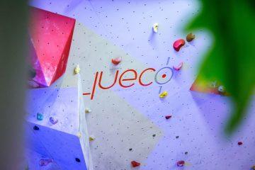 Hueco Strasbourg escalade salle bloc Eckbolsheim