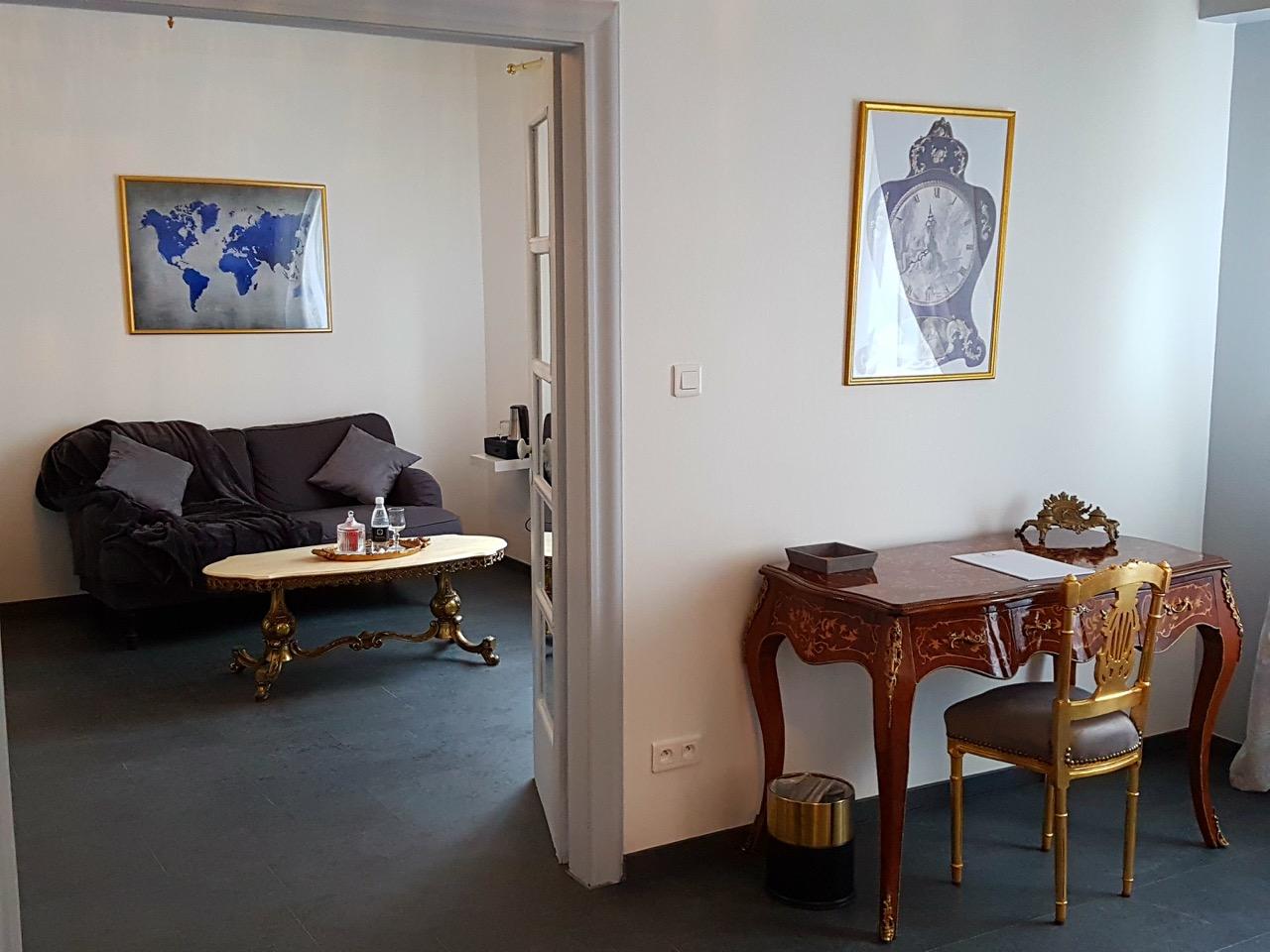 Pavillon M Strasbourg restaurant hotel spa
