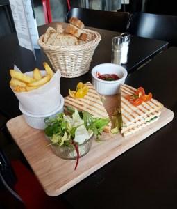 FabCafé Strasbourg Shadok restaurant brunch Rivétoile