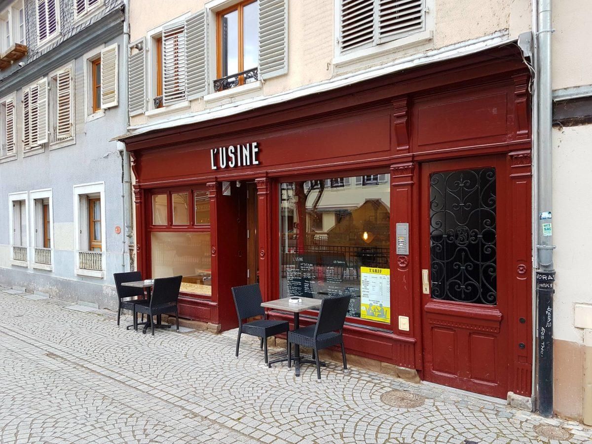"""Kapoué Test n°114 : L'Usine Strasbourg, restaurant """"fait maison"""""""