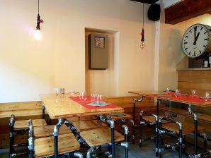 L'Usine Strasbourg restaurant fait maison place des orphelins