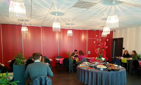 ATHENA hotel spa Strasbourg Hautepierre brunch 17