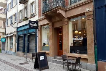 Stück burger Strasbourg rue du fossé des tanneurs snack fast food
