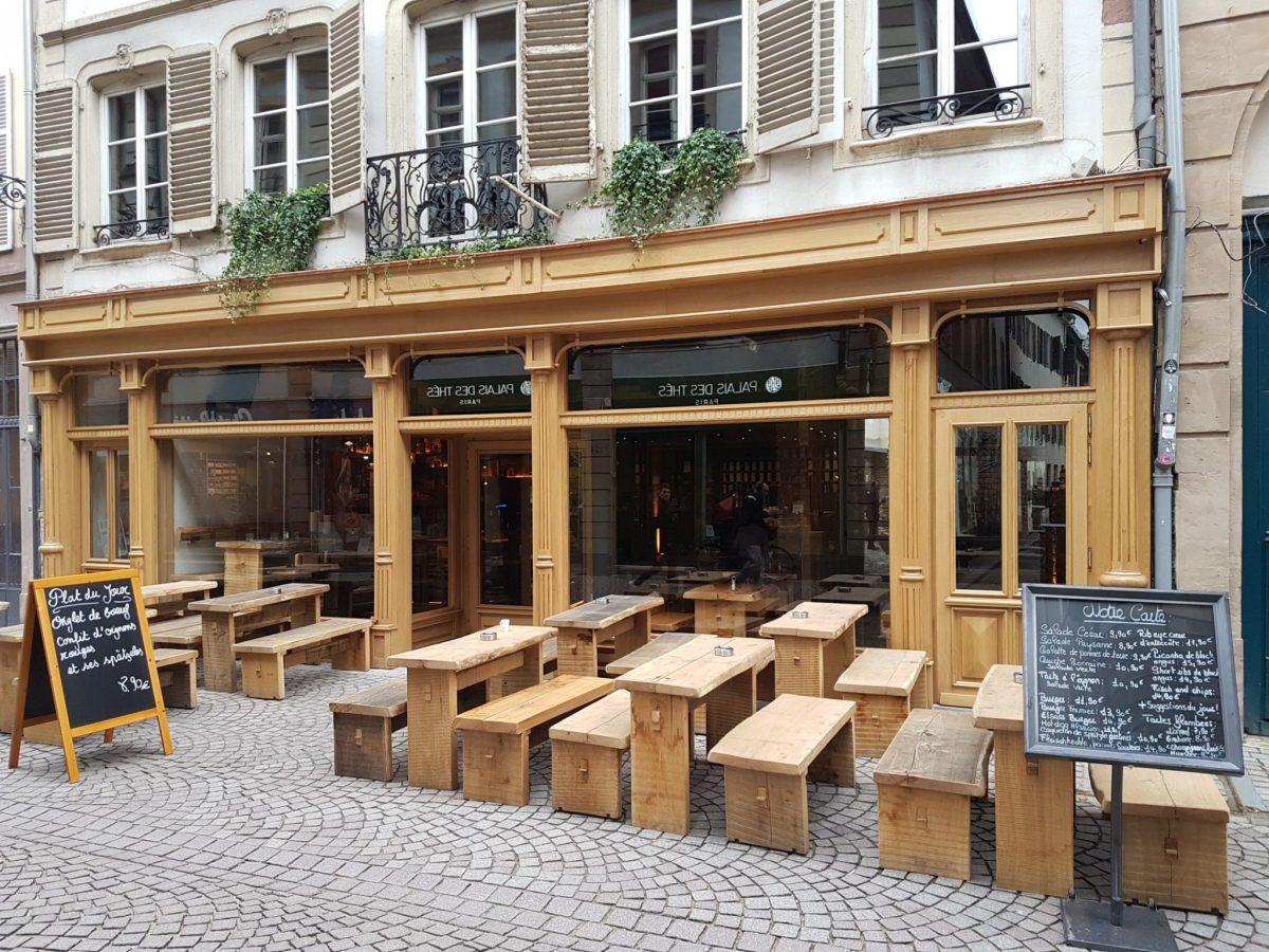 Kapoué Test n°122: CAUPONA, nouvelle brasserie de la Grand'Rue à Strasbourg