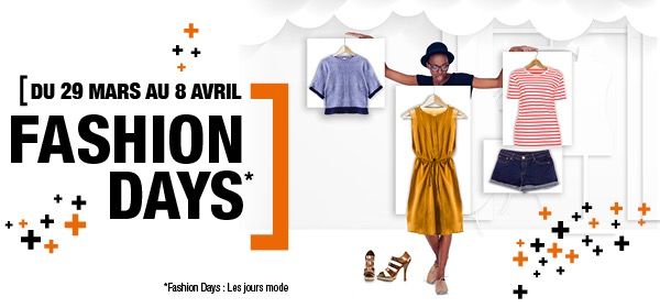Fashion Days Place des Halles Strasbourg shopping centre commercial