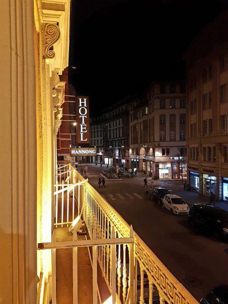Hannong hotel Strasbourg rue du 22 novembre offre dimanche Crazy Sunday