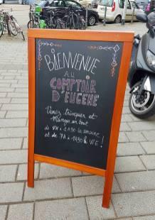 Le Comptoir d'Eugène, restaurant / bar à bières à la Krutenau Strasbourg