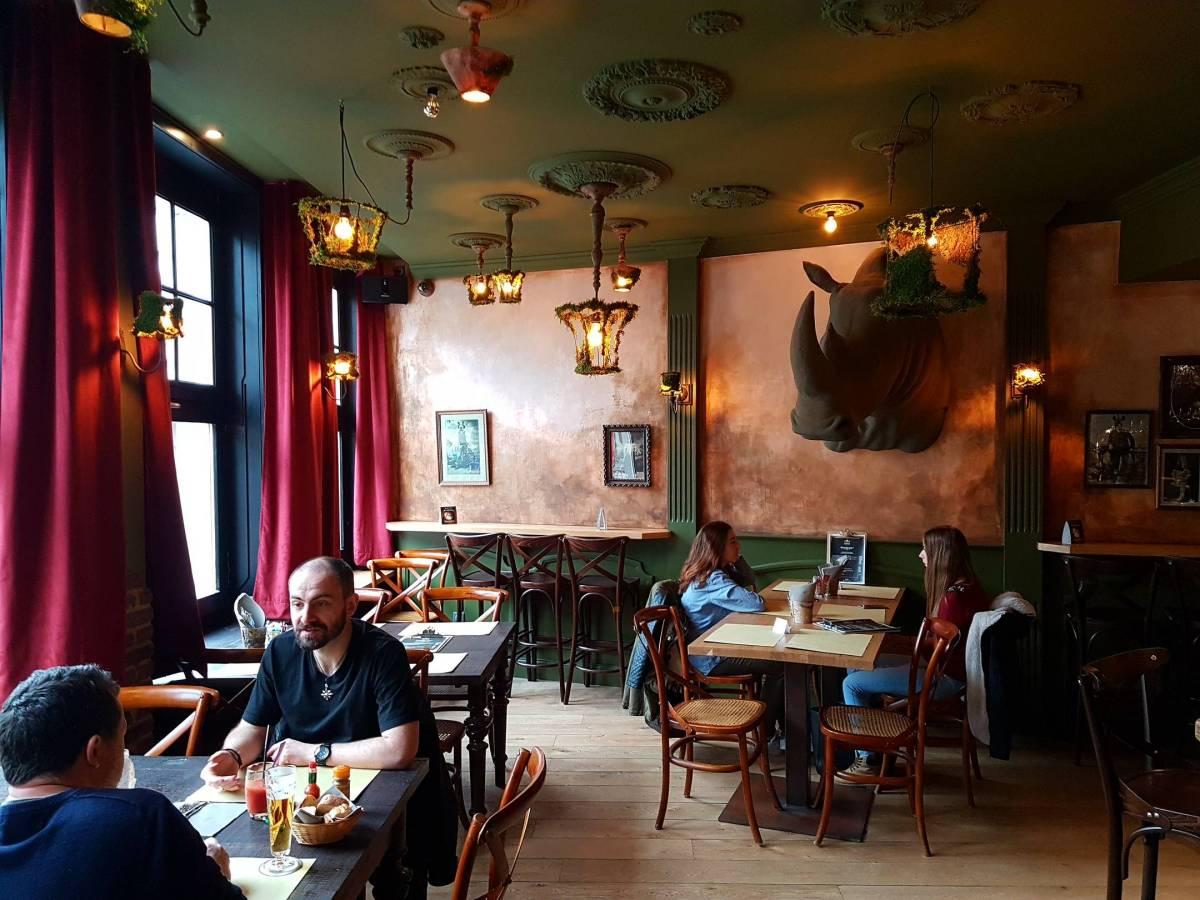 Kapoué test n°120: Le Comptoir d'Eugène, restaurant & bar à bières à la Krutenau