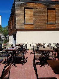 Le Comptoir d'Eugène restaurant bar à bières Krutenau Strasbourg terrasse