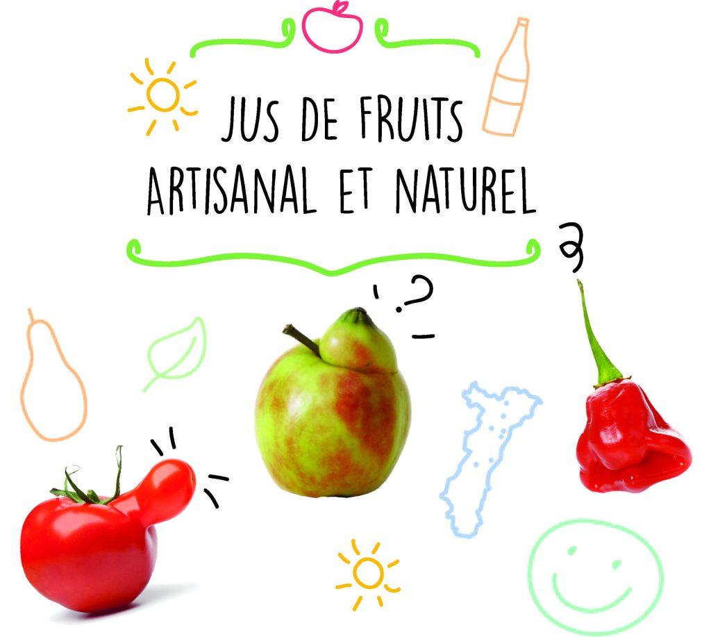 Moi Moche et Bon jus de pomme alsacien start up artisanal naturel