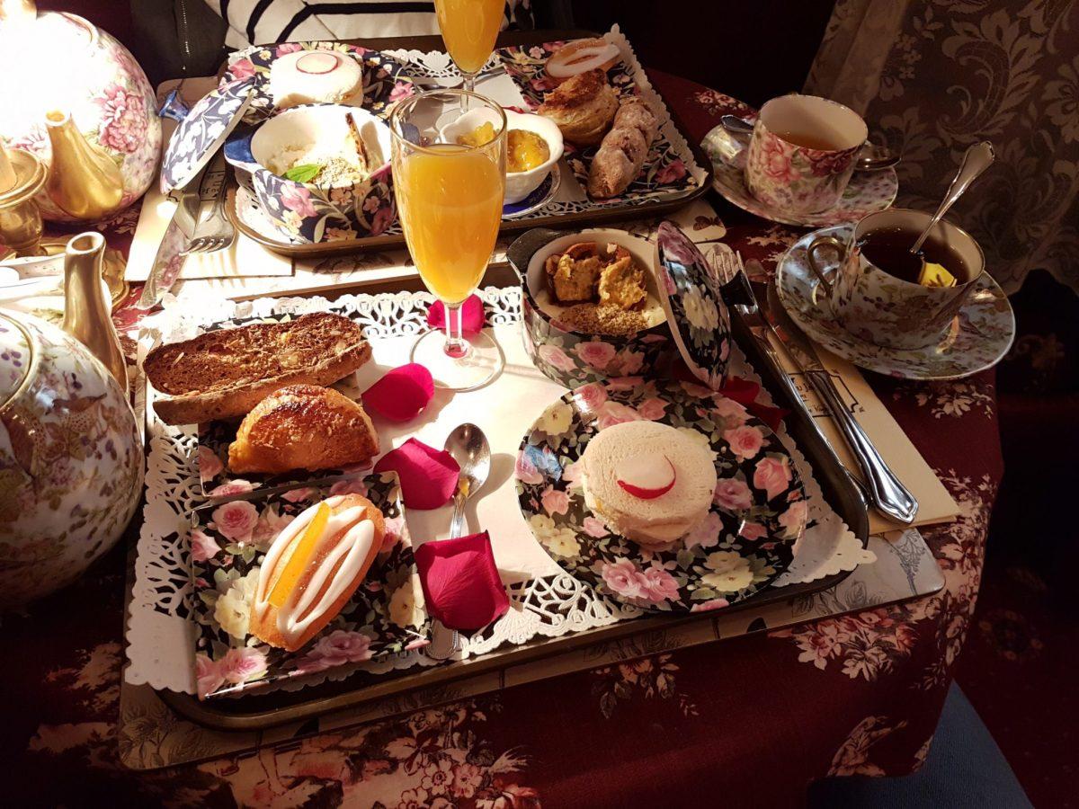 Kapoué Test n°126: Au Fond Du Jardin, le paradis des thés et des madeleines à Strasbourg